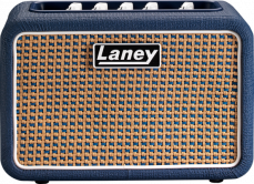 Laney MINI-STB-LION - paristokäyttöinen kitaravahvistin Bluetooth-yhteydellä.