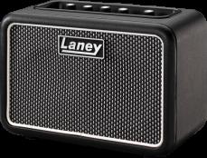Laney MINI-STB-SUPERG -treenivahvistin Bluetooth-yhteydellä.
