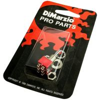 DiMarzio DPDT Mini on-off-on katkaisija