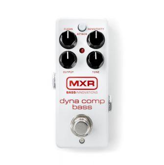 MXR M282 Bass Compressor -kompressoripedaali.