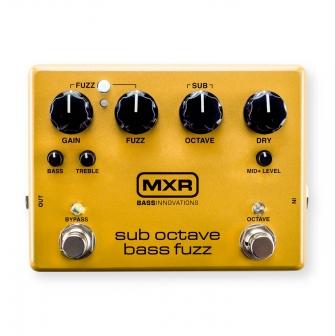 MXR Sub Octave Bass Fuzz M287