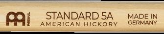 Meinl 5A Standard Hickory