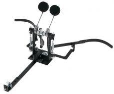 Double Bass Direct Drive Cajon Pedal - suoravetoinen tuplapedaali cajon-rummulle.