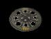 Tumma viimeistely ja symbaalin suuret reiät antavat Classics Custom Dark Trash Crasheille omintakeisen soinnin.