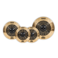 Meinl Classics Custom Dual Complete -symbaalisetti.