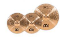 Meinl HCS Bronze kahden symbaalin symbaalisetti.