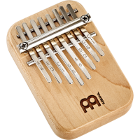Sonic Energy Solid Kalimba, 8 notes, Maple.