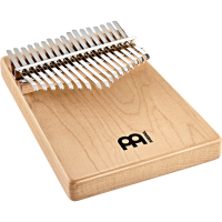 MEINL Sonic Energy Solid Kalimba, Maple KL1704S.