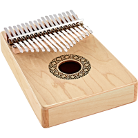 Meinl Sonic Energy Sound Hole Kalimba, Maple KL1709H.