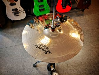Meinl Soundcaster Custom 14 Medium Hihat DEMO