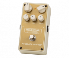 Mesa Boogie Gold Mine High Gain-säröpedaali.