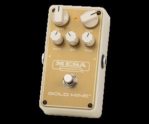 Mesa Boogie Gold Mine High Gain-säröpedaali.