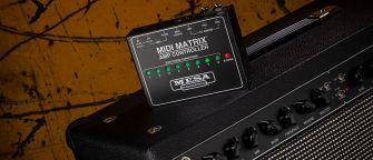 MIDI Matrix promokuvassa.