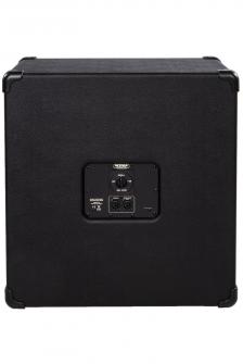 Mesa Boogie Subway Ultra Lite 4x10 bassokaappi takaa.