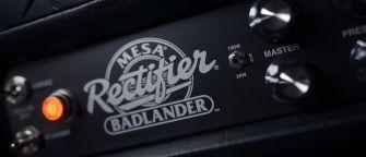 Rectifier Badlander 100 teholuokat.
