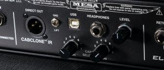 Mesa Boogie Badlander 50 Combon CabClone IR keinokuorma.