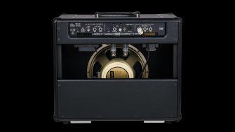 Mesa Boogie Badlander 50 Combo takaa.