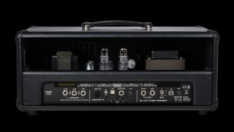 Mesa Boogie Badlander 50 kitaranuppi takaa