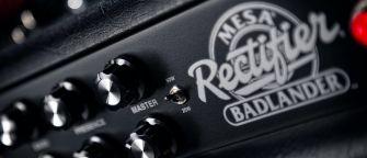 Mesa Boogie Badlander 50 Combon teholuokat.