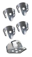 Dunlop sormi- ja peukaloplektra setti metallia