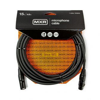 MXR 4,5m mikrofonijohto DCM15.