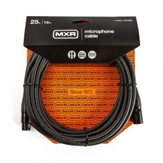 MXR 7,5m mikrofonijohto DCM25.