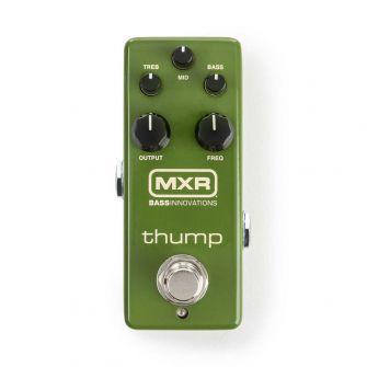 MXR Thump Preamp tuotekuva.