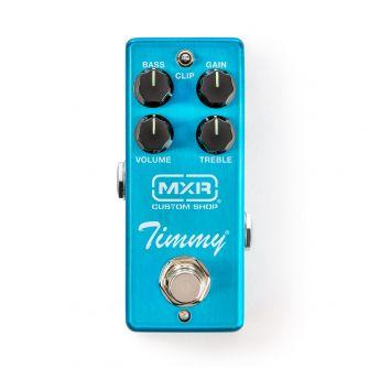 MXR Timmy Overdrive CSP027 -säröpedaalin tuotekuva.