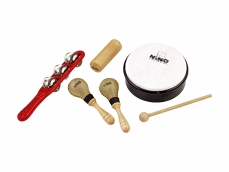 Nino Percussion NINOSET1 rytmisetti