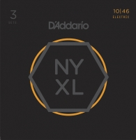 Daddario NYXL1046-3P Value Pack