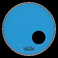 "Remo 18"" Powerstroke 3 Colortone sininen"