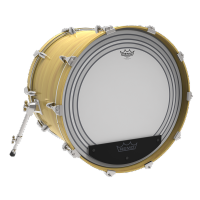"Remo 18"" Powersonic Coated Bass"