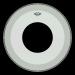 "Remo 20"" Powerstroke 3 Clear Black Dot"