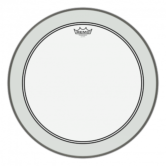 "Remo 18"" Powerstroke 3 Clear Bass"