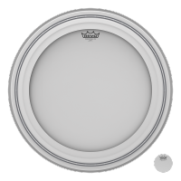 "REMO 18"" Powerstroke Pro Coated Bass"
