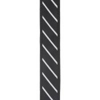 Daddario T20W1409 Tie Stripes Black/Grey kitarahihna