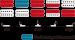 Ibanez RGMS8-BK Multi Scale