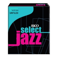 Rico Select Jazz unfiled alttosaksofoni