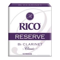 Rico Reserve Classic 3  Bb klarinetin lehtipaketti ( 10 lehteä )