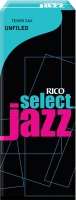 Rico Jazz Select tenorisax unfiled