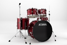 Tama Rhythm Mate Standard Wine Red