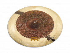 "Meinl 20"" Byzance Extra Dry Dual Crash Ride"