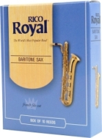 Rico Royal 3  baritonisaksofonin lehtilaatikko ( 10 lehteä)