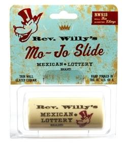 Dunlop Rev Willy's Porcelain Mo-Jo slide Extra Large RWS13