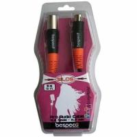 Bespeco SLFM300 mikrofonin johto 3 M