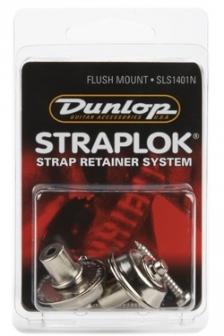 Dunlop SLS14011N Flush niklattu hihnalukko, pari