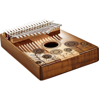 Sonic Energy Sound Hole Kalimba Maple & Acacia.