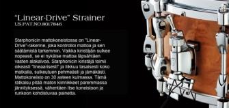"Tama PMM146STM Starphonic 6""x14"" virveli"