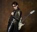 DiMarzio promokuvassa Steve Vai.
