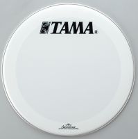 "Tama 22"" Smooth White bassorummun etukalvo"